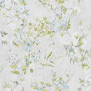 Designers Guild Tapet Faience Duck Egg