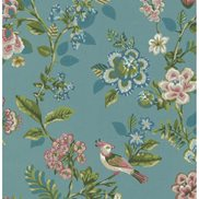 PiP Studio Tapet Botanical Print Sea Blue