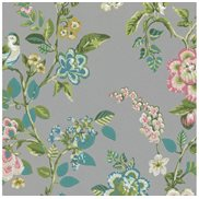 PiP Studio Tapet Botanical Print Grey