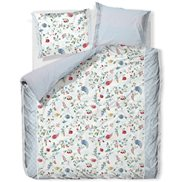 PiP Studio Bäddset Hummingbirds Star White