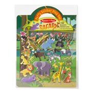 Melissa & Doug Stickers Safari