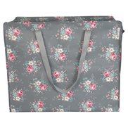 GreenGate Shoppingväska Marie Grey