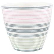 GreenGate Lattemugg Marbel White