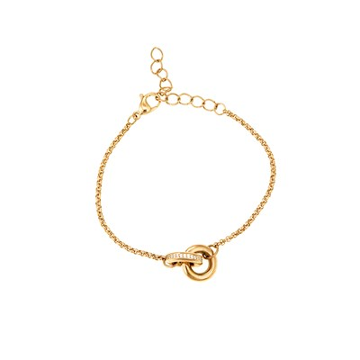 Ingnell Jewellery Armband Tracy Gold