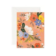 Rifle paper co Kort Lively Floral Pink