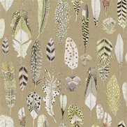 Designers Guild Tapet Quill  Gold