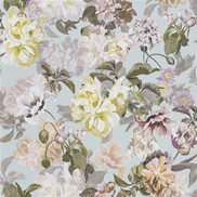 Designers Guild Tapet Delft Flower Duck Egg