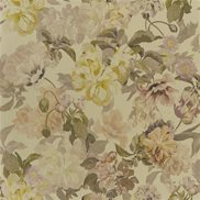Designers Guild Tapet Delft Flower Gold