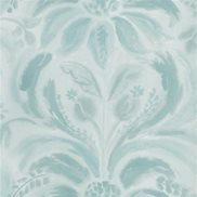 Designers Guild Tapet Angelique Damask Jade