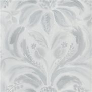 Designers Guild Tapet Angelique Damask Graphite
