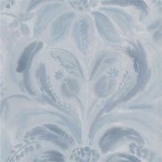 Designers Guild Tapet Angelique Damask Indigo