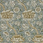William Morris & Co Tapet Wandle Forest/Mustard