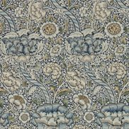 William Morris & Co Tapet Wandle Blue/Stone