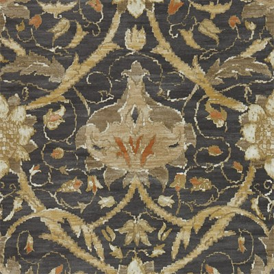 William Morris & Co Tapet Montreal Charcoal/Bronze