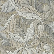 William Morris & Co Tapet Acanthus Manilla/Stone