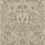 William Morris & Co Tapet Bullerswood Spice/Manilla