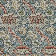 William Morris & Co Tapet Wandle Indigo/Madder