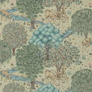 William Morris & Co Tapet The Brook Linen
