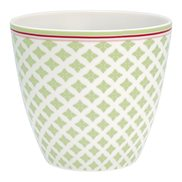 GreenGate Lattemugg Sasha Green