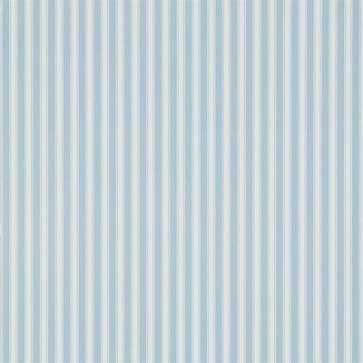 Sanderson Tapet New Tiger Stripe Blue/Ivory