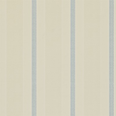Sanderson Tapet Netherfield Paper Ivory/China Blue
