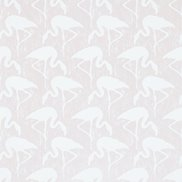 Sanderson Tapet Flamingos Blush/Ivory