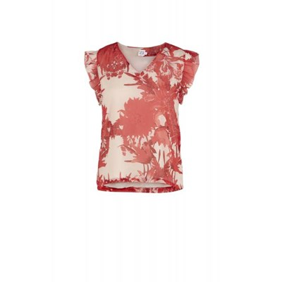 Saint Tropez Top Floral