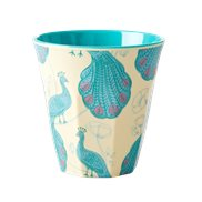 Rice Mugg Peacock Medium