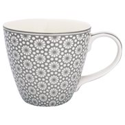 GreenGate Mugg Kelly Warm grey