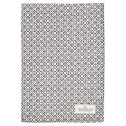 GreenGate Handduk Jasmina Warm grey