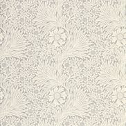 William Morris & Co Tapet Pure Marigold Cloud grey