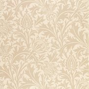 William Morris & Co Tapet Pure Thistle Linen