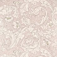 William Morris & Co Tapet Pure Bachelors Button Faded Sea Pink