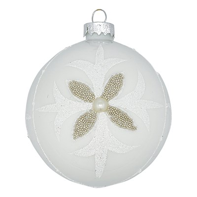 GreenGate Julkula Flora White/Gold