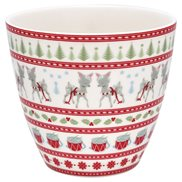 GreenGate Lattemugg Bambi White