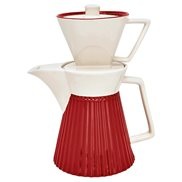 GreenGate Kaffekanna Alice Red