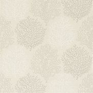Sanderson Tapet Coral Reef Linen/Taupe