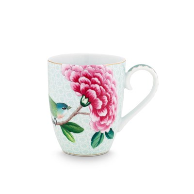 PiP Studio Mugg Blushing Birds White Large