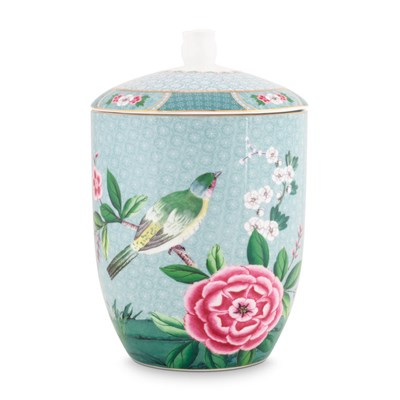 PiP Studio Burk Blushing Birds Blue