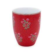PiP Studio Mugg Good Morning Red