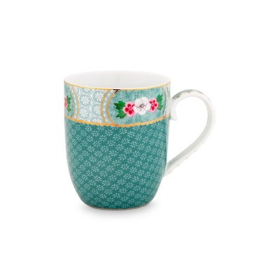 PiP Studio Mugg Blushing Birds Blue Small