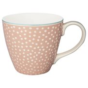 GreenGate Mugg Dot Peach