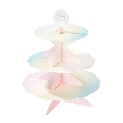 Talking Tables Kakfat  We Heart Pastel