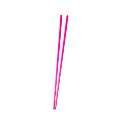 Rice Chopsticks Dark Pink