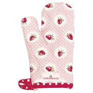 GreenGate Grillvante Barn Strawberry Pale pink