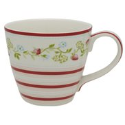 GreenGate Mugg Gloria White
