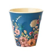 Rice Mugg Flower Collage Medium