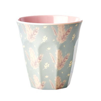 Rice Mugg Feather Medium
