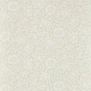 William Morris & Co Tapet Mallow Cream Ivory