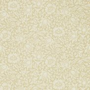William Morris & Co Tapet Mallow Soft Gold